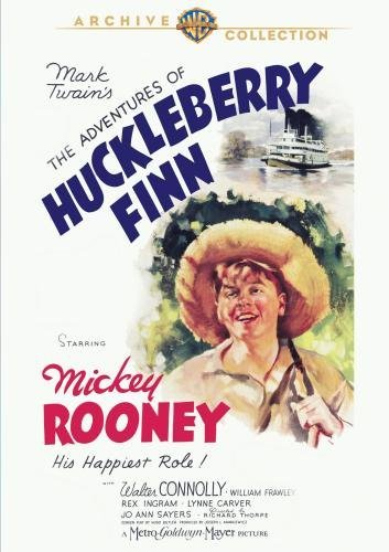 Adventures Of Huckleberry Finn Adventures Of Huckleberry Finn Bw DVD R Nr