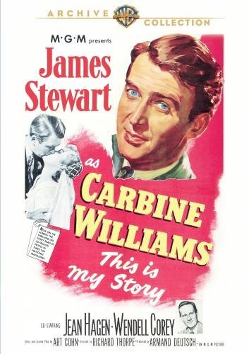 Carbine Williams Stewart Arness Corey Made On Demand Nr