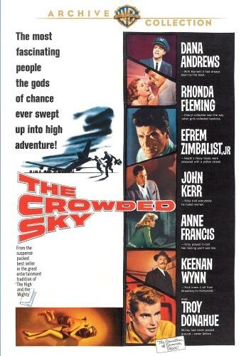 Crowded Sky Andrews Fleming Donahue Bw Ws DVD R Nr