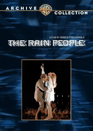 Rain People Caan Duvall Knight DVD Mod This Item Is Made On Demand Could Take 2 3 Weeks For Delivery