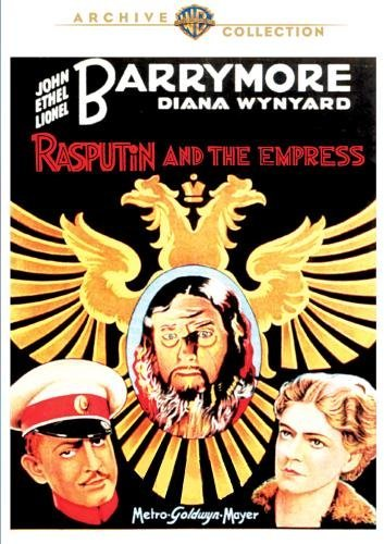 Rasputin & The Empress Barrymore Barrymore Barrymore DVD Mod This Item Is Made On Demand Could Take 2 3 Weeks For Delivery