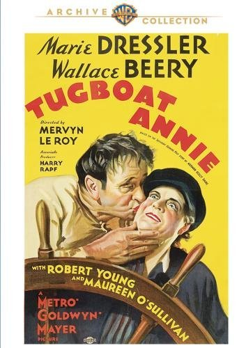 Tugboat Annie Young Beery Dressler DVD Mod This Item Is Made On Demand Could Take 2 3 Weeks For Delivery