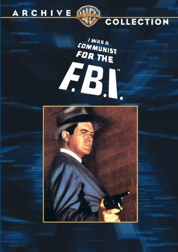I Was A Communist For The F.B. Lovejoy Carey Hart Bw DVD R Nr