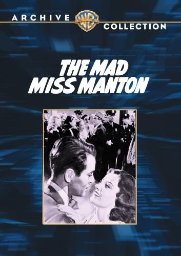 Mad Miss Manton Fonda Stanwyck Levene DVD Mod This Item Is Made On Demand Could Take 2 3 Weeks For Delivery