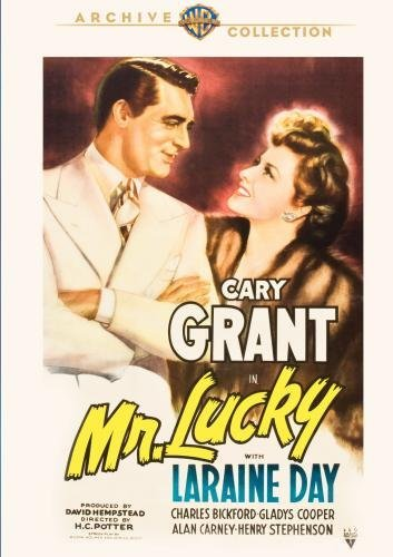 Mr. Lucky Grant Bickford Day DVD Mod This Item Is Made On Demand Could Take 2 3 Weeks For Delivery