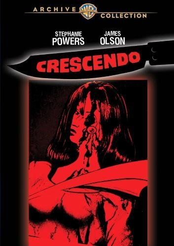 Crescendo Powers Olson Ackland Scott Bw Ws DVD R Nr