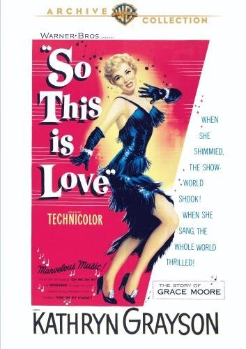 So This Is Love Grayson Griffin Weldon DVD R Nr