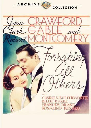 Forsaking All Others Montgomery Crawford Gable Made On Demand Nr