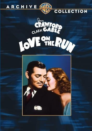 Love On The Run Gable Crawford Tone DVD Mod This Item Is Made On Demand Could Take 2 3 Weeks For Delivery