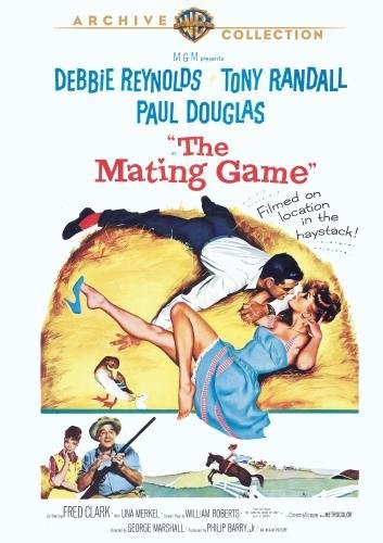 Mating Game Randall Reynolds Douglas Ws DVD R Nr