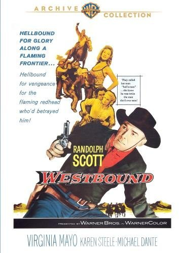 Westbound Scott Mayo Steele DVD Mod This Item Is Made On Demand Could Take 2 3 Weeks For Delivery