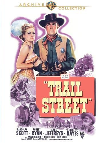 Trail Street Scott Ryan Jeffreys DVD Mod This Item Is Made On Demand Could Take 2 3 Weeks For Delivery
