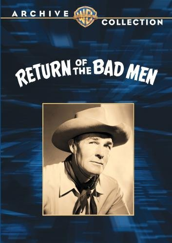 Return Of The Bad Men Scott Ryan Jeffreys DVD Mod This Item Is Made On Demand Could Take 2 3 Weeks For Delivery