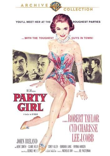Party Girl Taylor Charisse Cobb Ws DVD R Nr