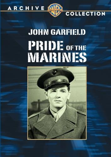 Pride Of The Marines Parker Garfield Decamp Bw DVD R Nr