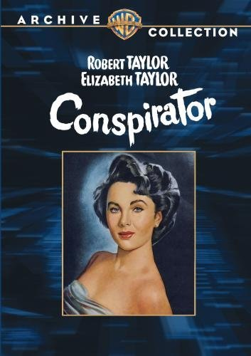Conspirator Taylor Taylor Flemyng Bw DVD R Nr