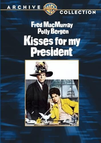 Kisses For My President Dahl Murray Bergen Made On Demand Nr