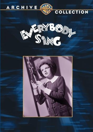 Everybody Sing Jones Garland Owen Bw DVD R Nr