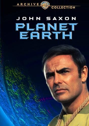 Planet Earth (1974) Saxon Margolin Cassidy Made On Demand Nr