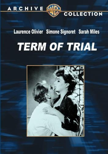 Term Of Trial Olivier Signoret Miles Ws DVD R Nr