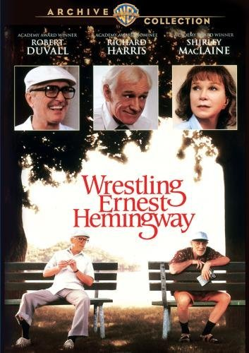 Wrestling Ernest Hemingway Duvall Harris Maclaine Made On Demand Pg13