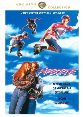 Airborne Mcdermott Green Powell DVD R Ws Pg