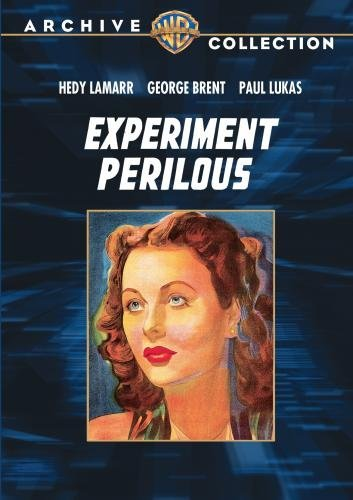 Experiment Perilous Lamarr Brent Lukas DVD Mod This Item Is Made On Demand Could Take 2 3 Weeks For Delivery