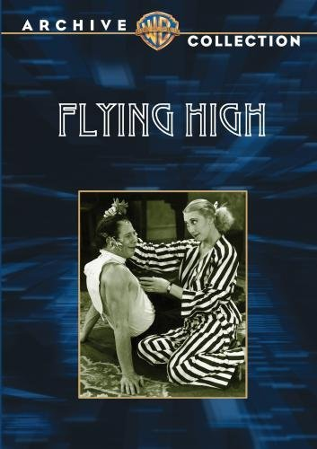 Flying High Lahr Greenwood O'brien Bw DVD R Nr