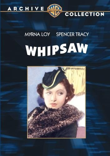 Whipsaw Loy Tracy Stephens Bw DVD R Nr