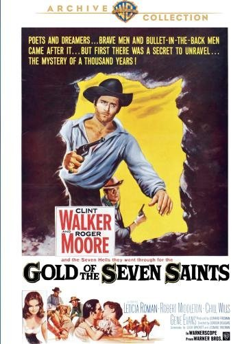 Gold Of The Seven Saints Walker Moore Roman Made On Demand Nr