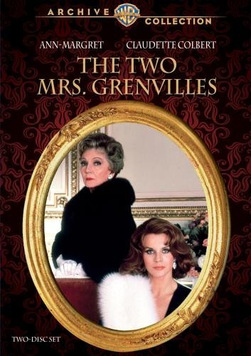 Two Mrs. Grenvilles Ann Margret Colbert Collins DVD R Nr 2 DVD