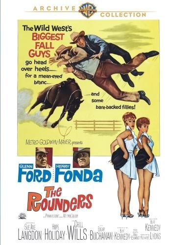Rounders Ford Fonda Langdon Made On Demand Nr