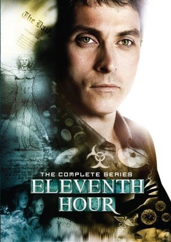Eleventh Hour The Complete Series Made On Demand Nr