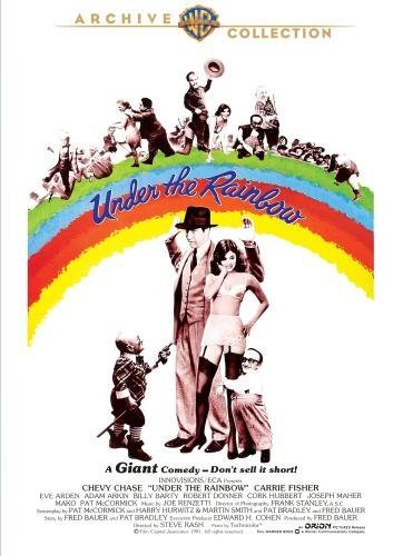 Under The Rainbow Chase Fisher Arden Ws DVD R Pg