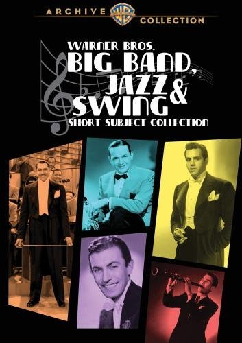 Warner Bros. Big Band Jazz & S Warner Bros. Big Band Jazz & S DVD Mod This Item Is Made On Demand Could Take 2 3 Weeks For Delivery