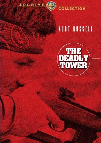 Deadly Tower Russell Yniguez Forsythe DVD R Nr