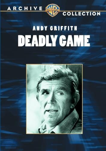 Deadly Game Griffith Hoag Cromwell DVD Mod This Item Is Made On Demand Could Take 2 3 Weeks For Delivery