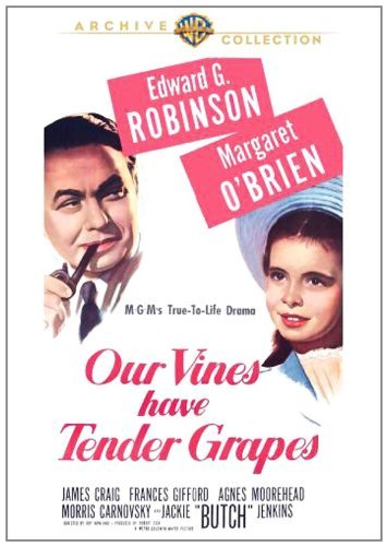 Our Vines Have Tender Grapes Robinson O'brien Craig DVD Mod This Item Is Made On Demand Could Take 2 3 Weeks For Delivery