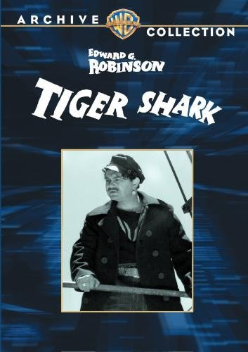 Tiger Shark Robinson Arlen Johann DVD Mod This Item Is Made On Demand Could Take 2 3 Weeks For Delivery