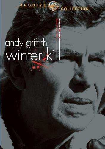 Winter Kill Griffith Larch O'connor DVD R Bw Nr