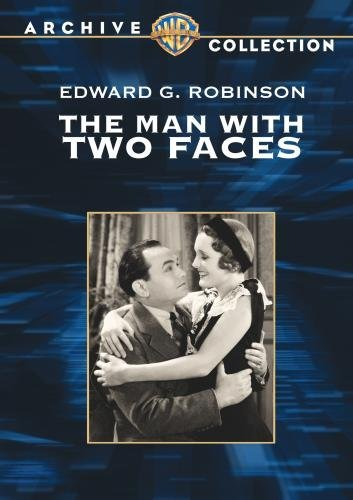 Man With Two Faces Robinson Astor Cortez DVD Mod This Item Is Made On Demand Could Take 2 3 Weeks For Delivery