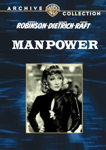 Manpower Robinson Dietrich Raft DVD Mod This Item Is Made On Demand Could Take 2 3 Weeks For Delivery