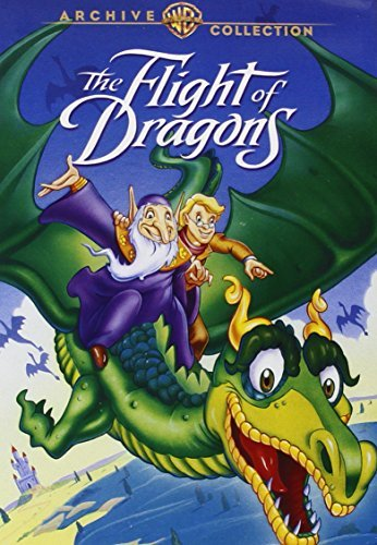 Flight Of Dragons Buono Gregory Jones DVD R Nr