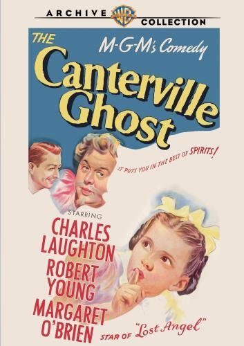 Canterville Ghost (1943) Laughton Young O'brien Bw DVD R Nr