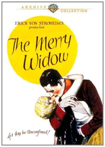 Merry Widow (1925) Murray Gilbert D'arcy Made On Demand Nr
