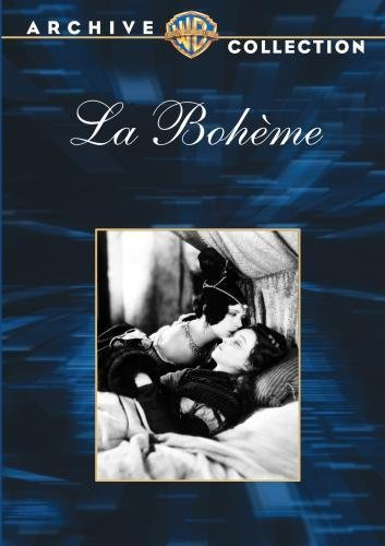 La Boehme (1926) Gish Gilbert Adoree Made On Demand Nr