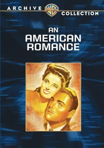 American Romance Donlevy Richards Abel Made On Demand Nr