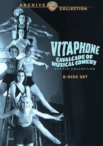 Vitaphone Cavalcade Of Musical Vitaphone Cavalcade Of Musical DVD Mod This Item Is Made On Demand Could Take 2 3 Weeks For Delivery