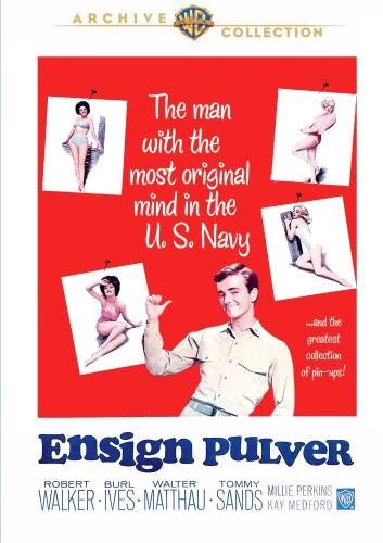Ensign Pulver Walker Ives Matthau DVD Mod This Item Is Made On Demand Could Take 2 3 Weeks For Delivery