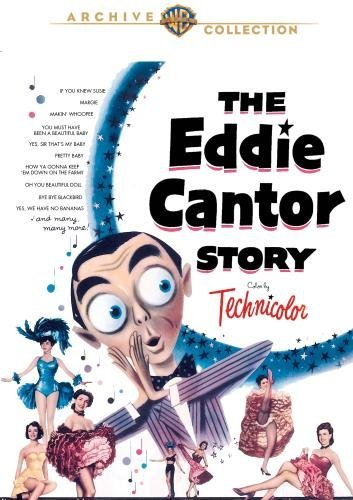 Eddie Cantor Story Brassell Erskine Macmahon Fran This Item Is Made On Demand Could Take 2 3 Weeks For Delivery